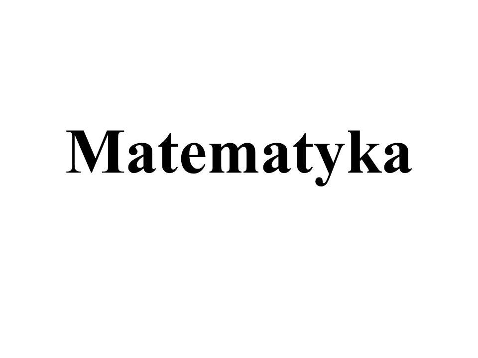 I. Algebra liniowa 1.Rachunek macierzowy 2.Układy równań liniowych