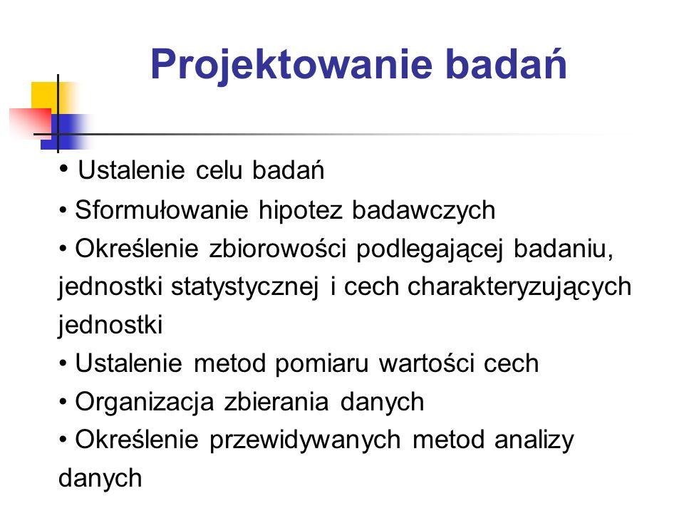 Typy cech