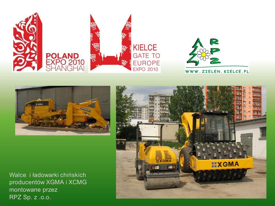 Razem z miastem Kielce i chińskim partnerem utworzyliśmy w kwietniu 2008 roku firmę Yu Long Construction Sp.