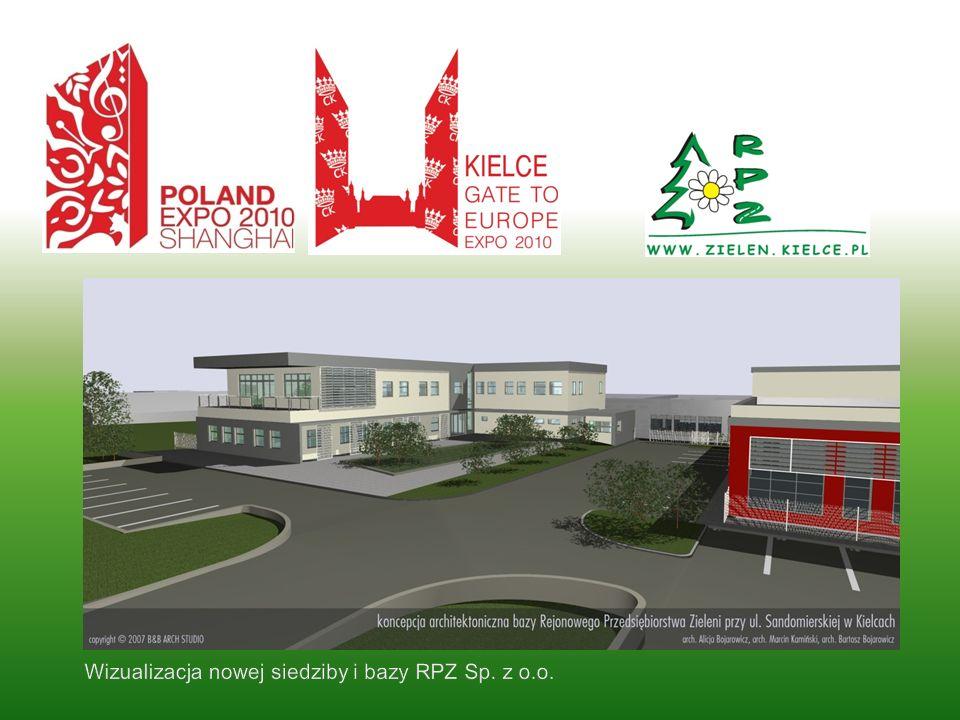 Dziękujemy za uwagę Osoba do kontaktu: Michał Miszczyk – Prezes Zarządu E-mail: sekretariat@zielen.kielce.pl Tel.