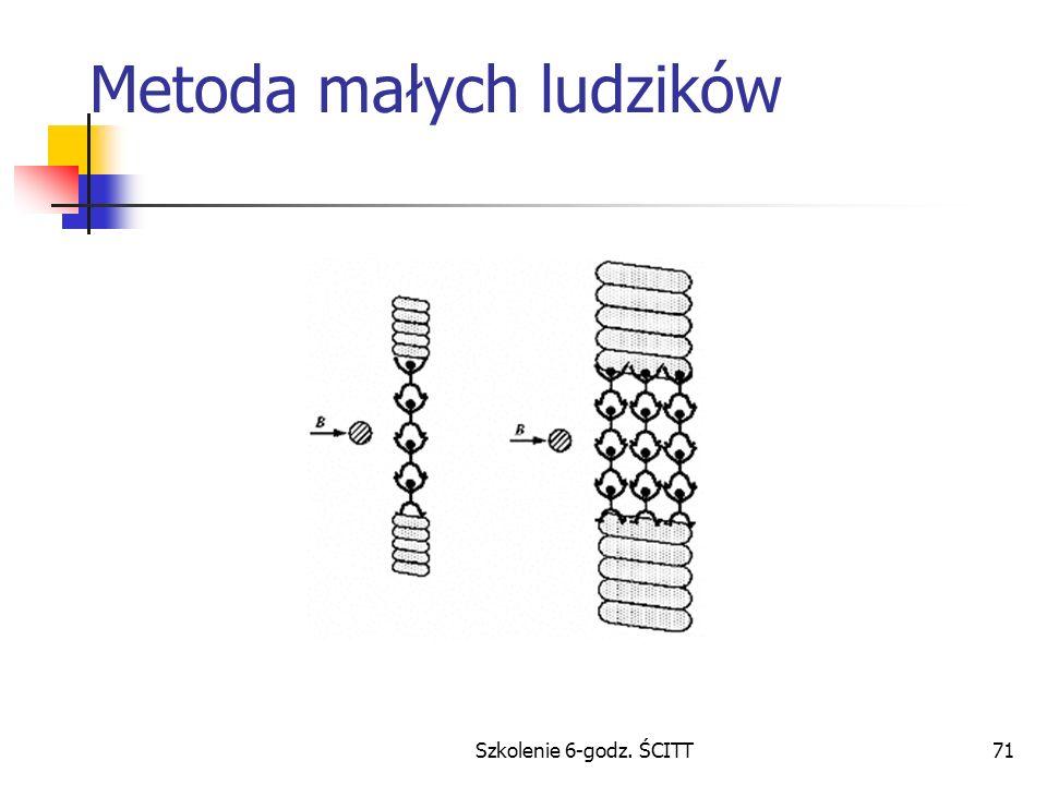 Szkolenie 6-godz. ŚCITT71 Metoda małych ludzików