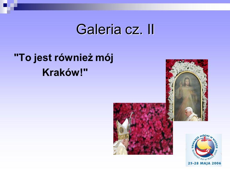 Galeria cz. II