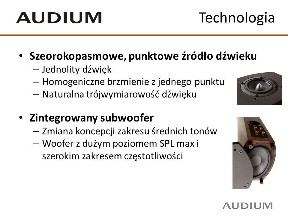 Szerokopasmowiec COMP 3 / 5 i 7 z głośnikiem o średnicy 7.5 cm – Mała membrana o nieograniczonym zakresie wysokotonowym – Określona dyspersja dźwięku bez nieliniowości wprowadzanych przez pomieszczenie Comp 8 / 9 z podwójnym stożkiem 10 cm – Wysoka skuteczność, idealna także dla lamp – Podwójny stożek o poprawiający jakość wysokich tonów oraz dodatkowy stożek w środku membrany