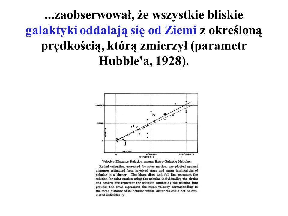 Wykorzystując zjawisko analogiczne do wzrostu lub spadku wysokości dźwięku zbliżającej się do nas lub oddalającej karetki pogotowia (tzw. efekt Dopple