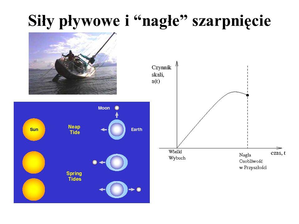 John D. Barrow (2004, Templeton Prize 2006) – być może Wszechświat przejdzie do stanu nieco łagodniejszego – pojawią się ogromne siły pływowe analogic