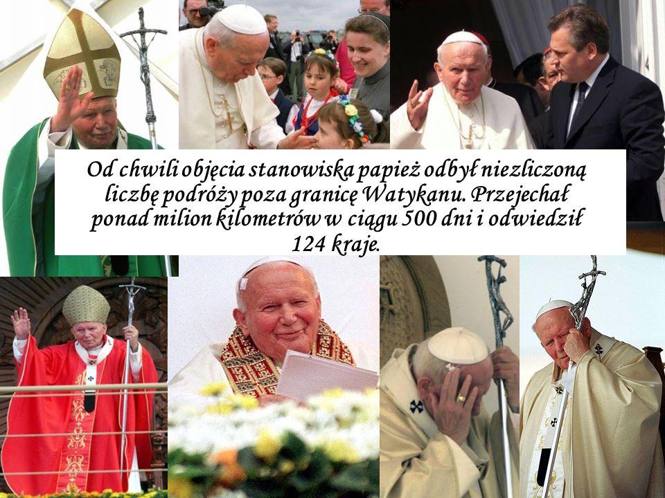 Polak-Papieżem ! Karol Wojtyła Jan Paweł II 16 października kardynał Karol Wojtyła został wybrany na papieża i przyjął imię Jan Paweł II ku czci swego