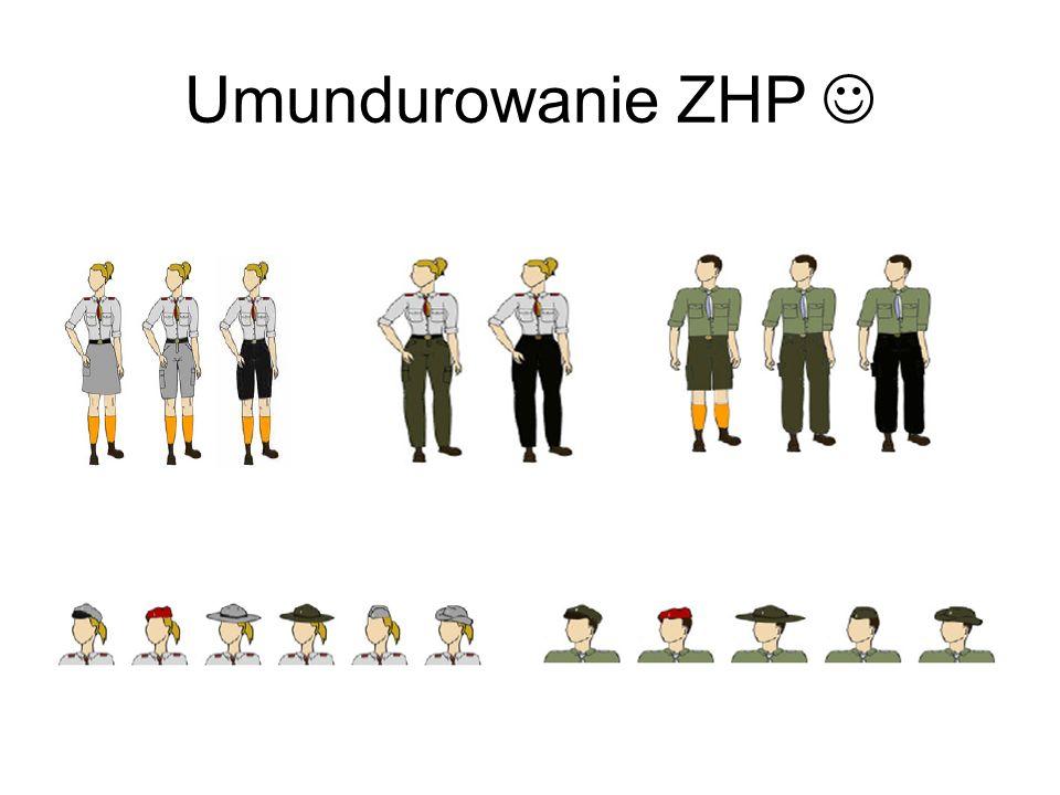 Umundurowanie ZHP