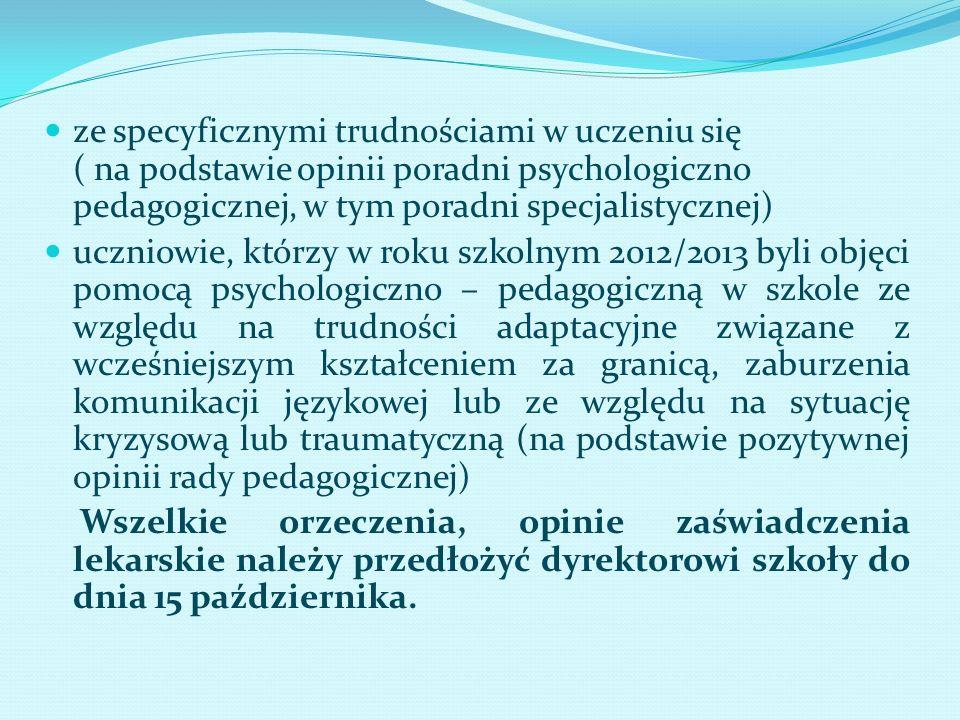 Pracę z zestawem można przedłużyć w przypadku: a) sprawdzianu – nie więcej niż o 30 minut b) egzaminu gimnazjalnego z historii i wiedzy o społeczeństwie, z przedmiotów przyrodniczych oraz z języka obcego nowożytnego na poziomie podstawowym – nie więcej niż o 20 minut każdy z języka polskiego, z matematyki – nie więcej niż o 45 minut każdy z języka obcego nowożytnego na poziomie rozszerzonym – nie więcej niż o 30 minut.