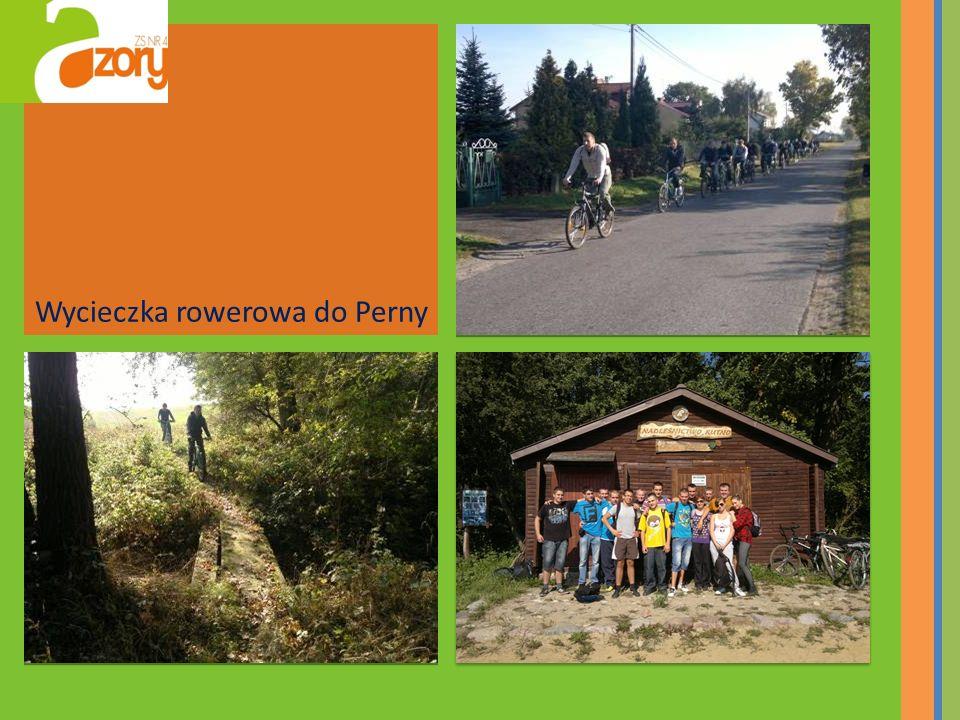 Wycieczka rowerowa do Perny
