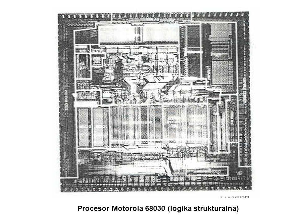 Procesor Motorola 68030 (logika strukturalna)