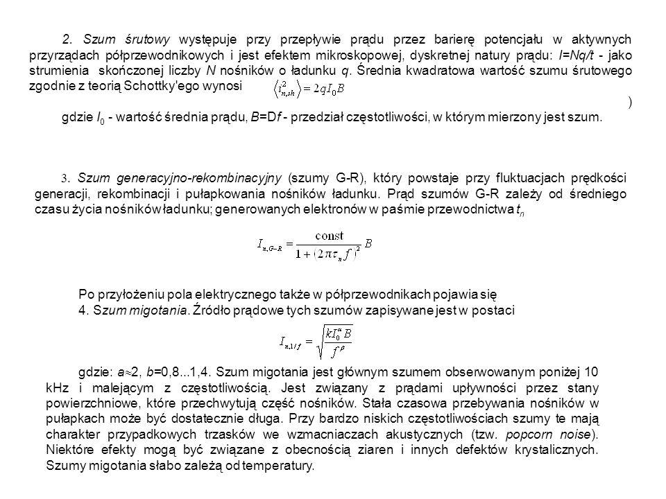 Tranzystory bipolarne Struktury n-p-n i p-n-p tranzystorów bipolarnych oraz ich symbole układowe: E - emiter, C - kolektor, B - baza