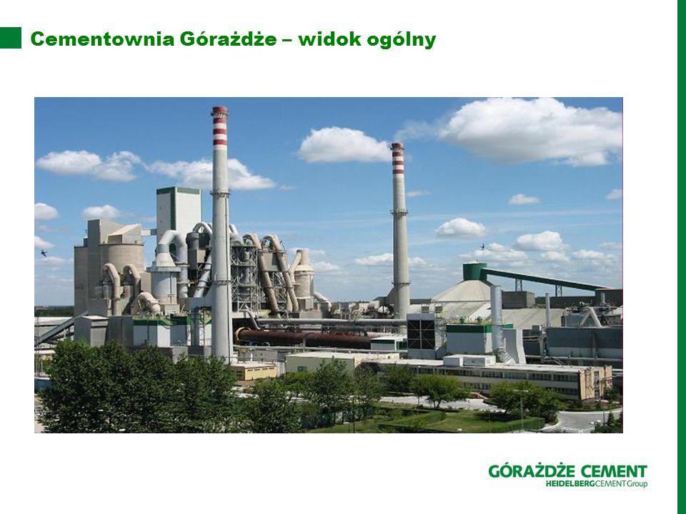 Cementownia Górażdże – piec obrotowy nr 1
