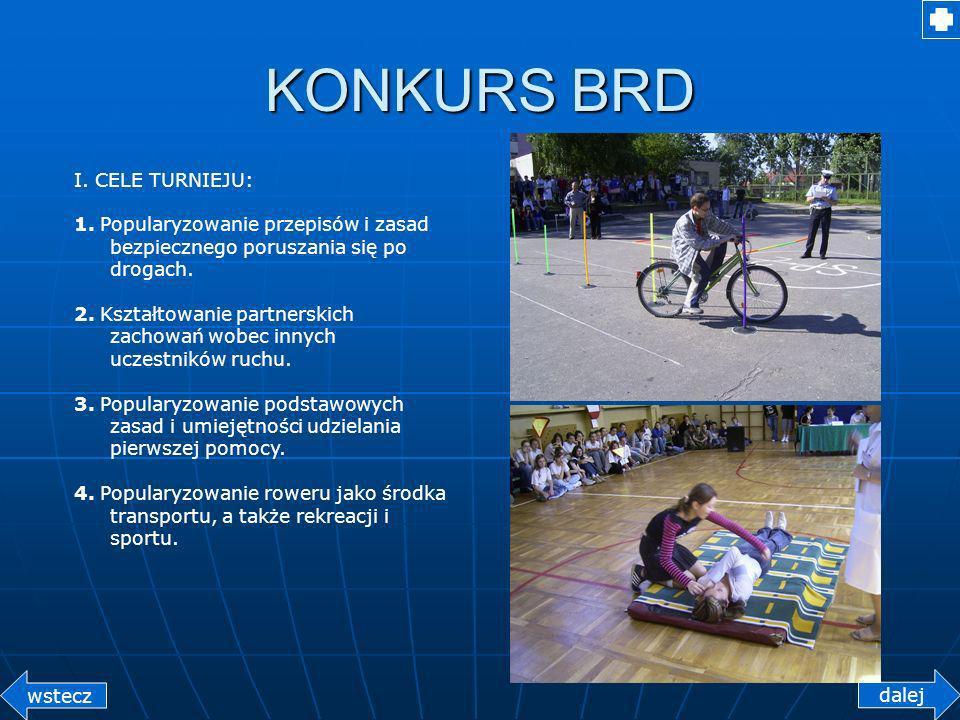 KONKURS BRD KONKURS BRD Gimnazjum nr 9 w Gorzowie Wlkp.