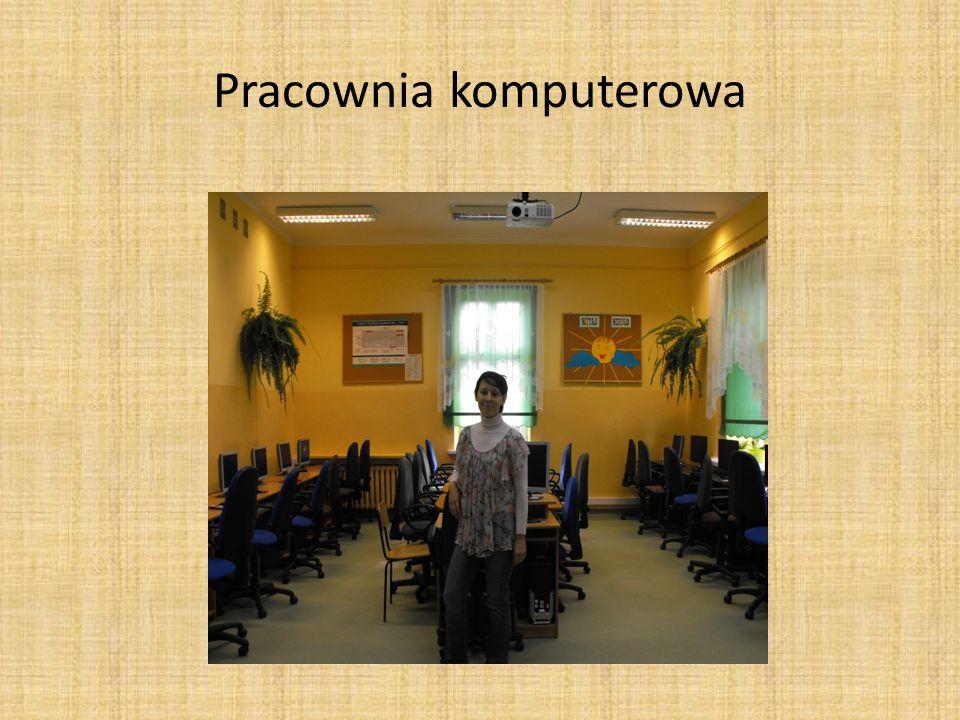 Filmik, ukazujący pracę uczniów na zajęciach z języka niemieckiego.