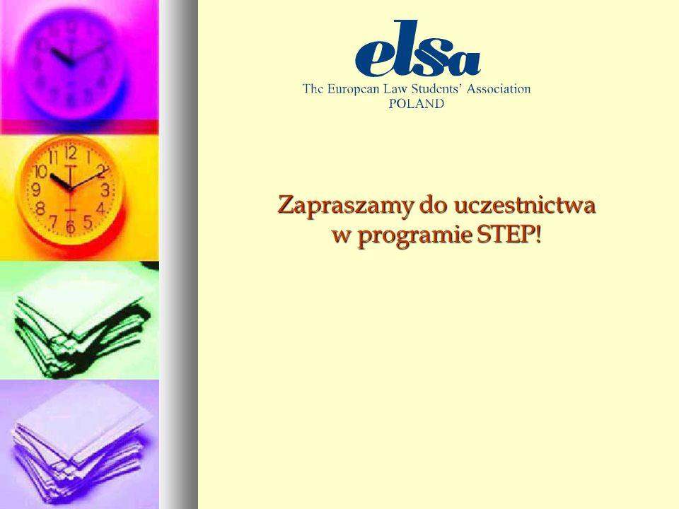 Zapraszamy do uczestnictwa w programie STEP!