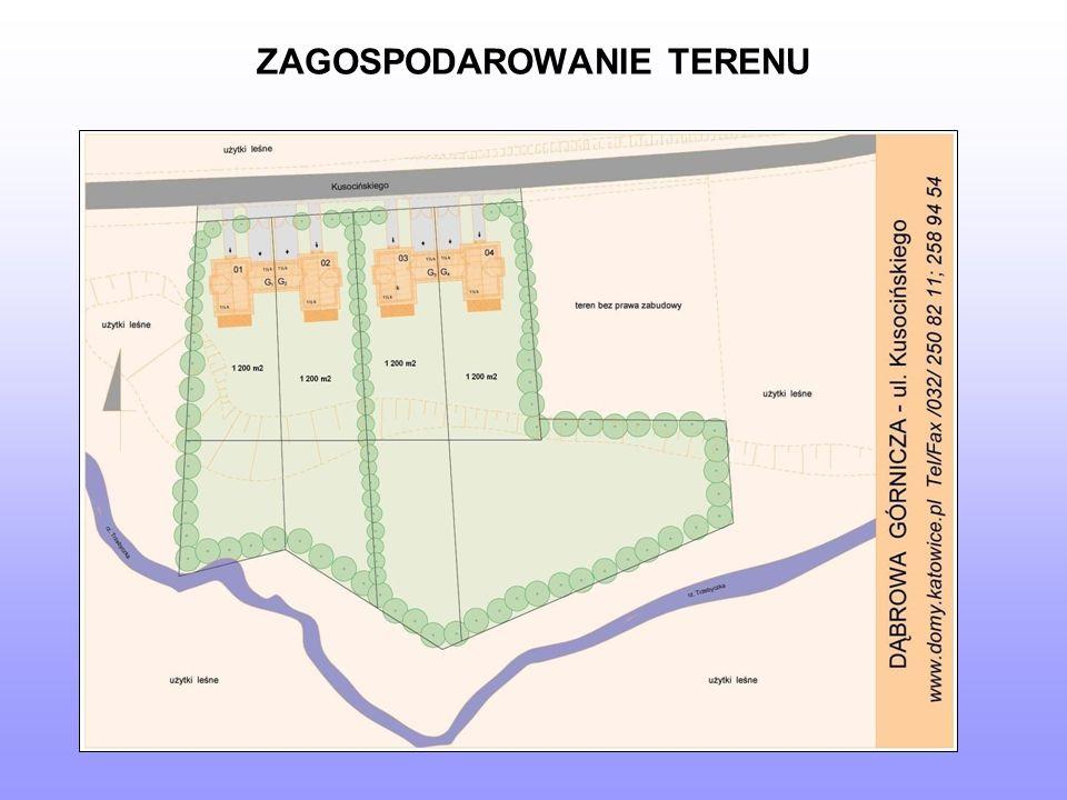 LOKALIZACJA - Około12 min.do lotniska Pyrzowice - Około 10 min.