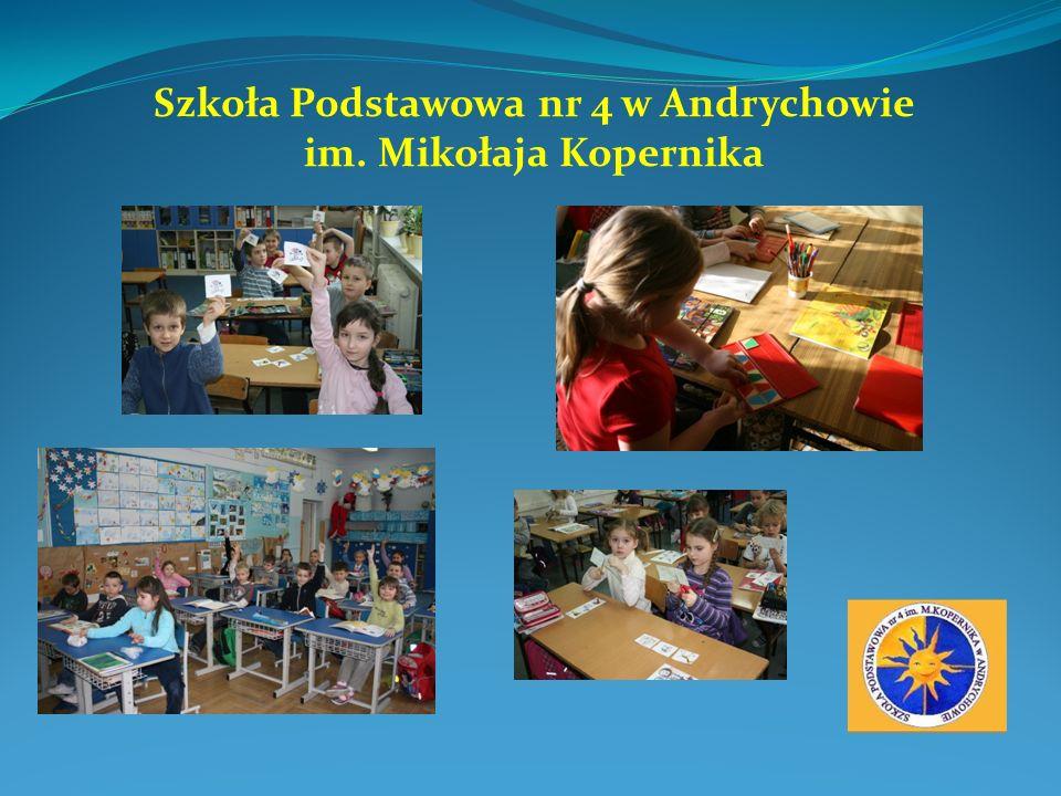 Szkoła Podstawowa nr 4 w Andrychowie im. Mikołaja Kopernika