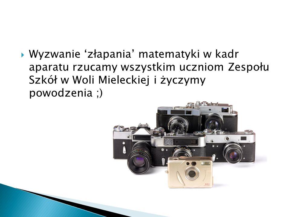 Szkolny konkurs potrwa do 30 września 2012.