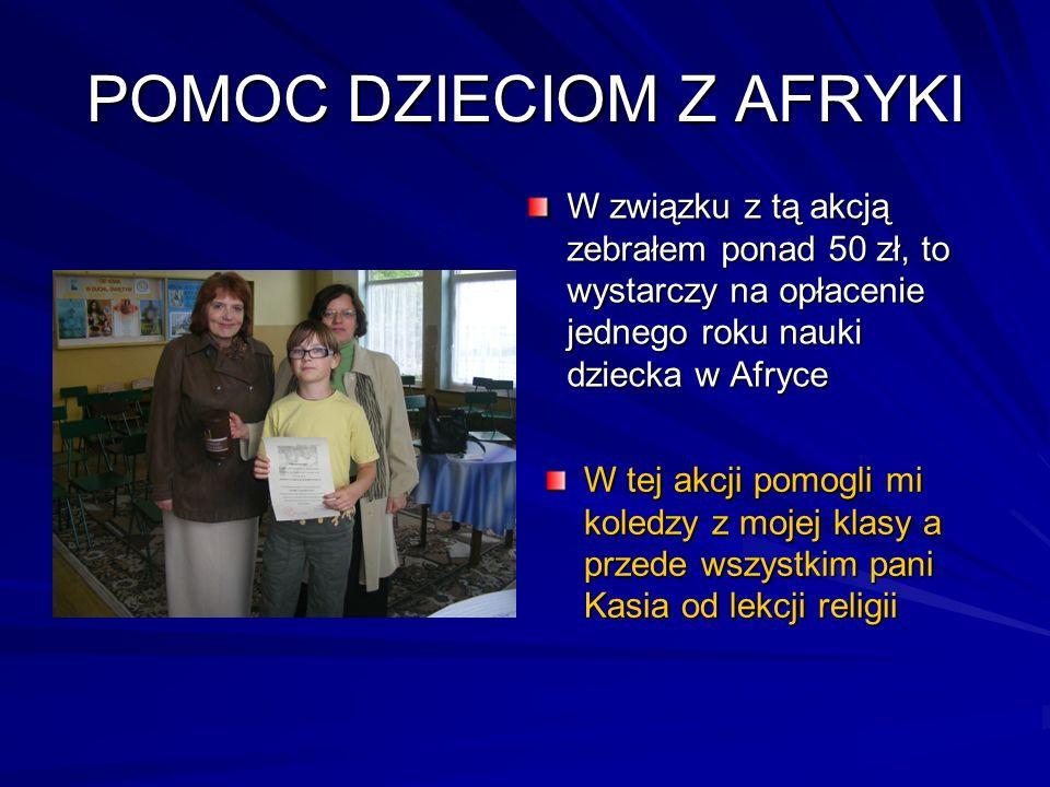 POMOC DZIECIOM W AFRYCE CD… www.misjefranciszkanskie.pl/ Można jeszcze pomóc tym dzieciom, więcej informacji w linku powyżej)))