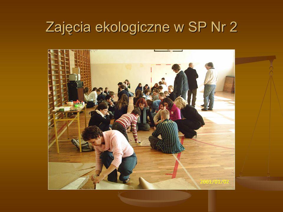 Zajęcia ekologiczne w SP Nr 2