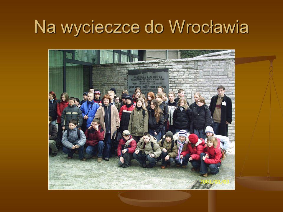 Na wycieczce do Wrocławia
