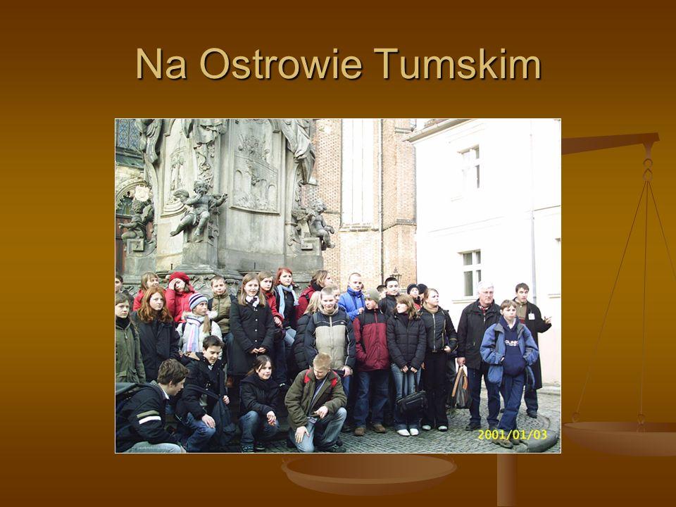 Na Ostrowie Tumskim