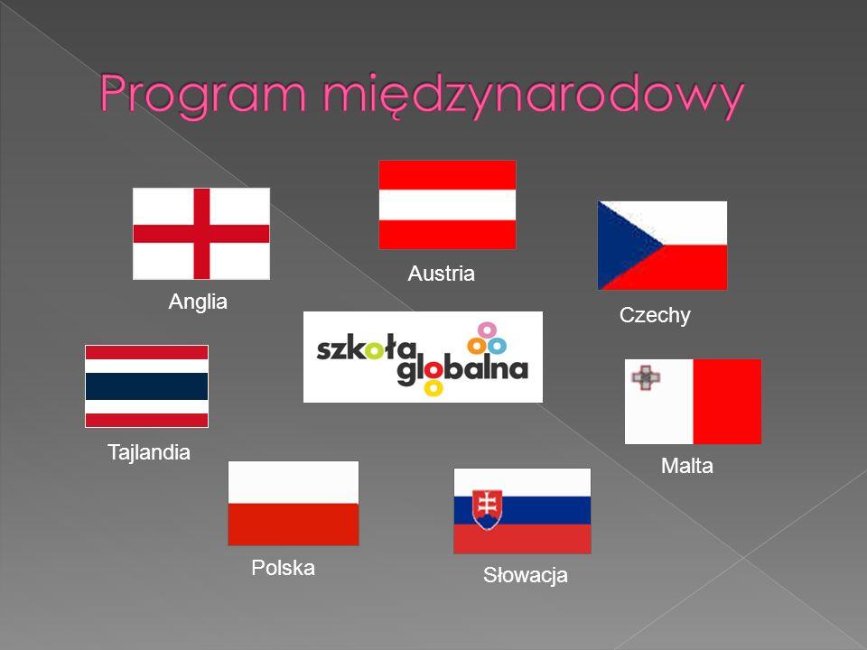 AustriaCzechyAnglia MaltaPolskaSłowacjaTajlandia