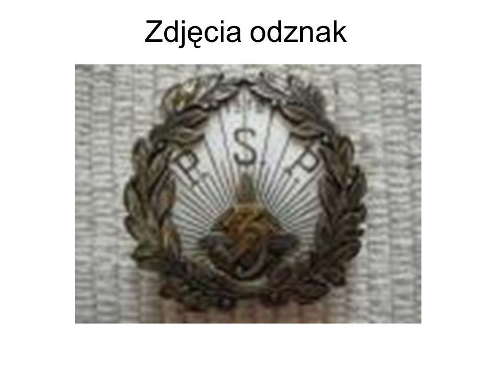 Zdjęcia odznak