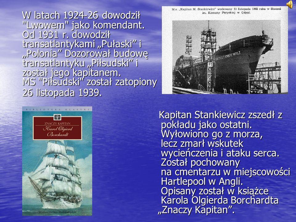 Ukończył Morski Korpus Kadetów w Petersburgu i służył w rosyjskiej marynarce wojennej.