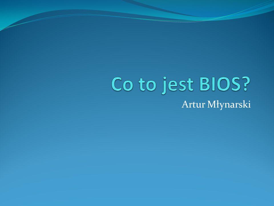 BIOS BIOS (akronim ang.