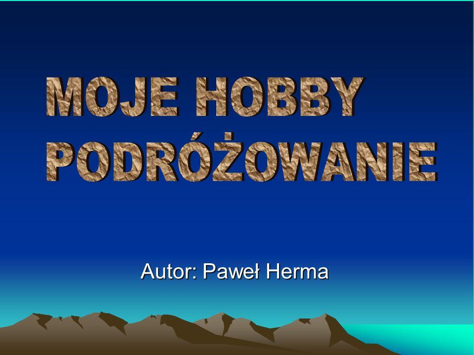 Autor: Paweł Herma