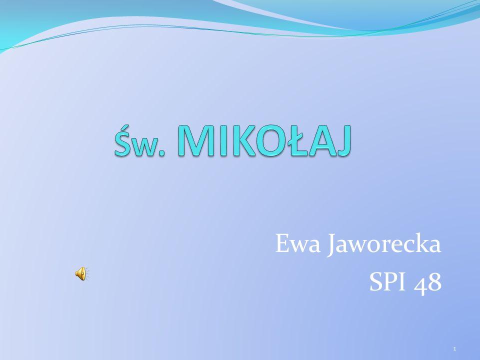 Ewa Jaworecka SPI 48 1