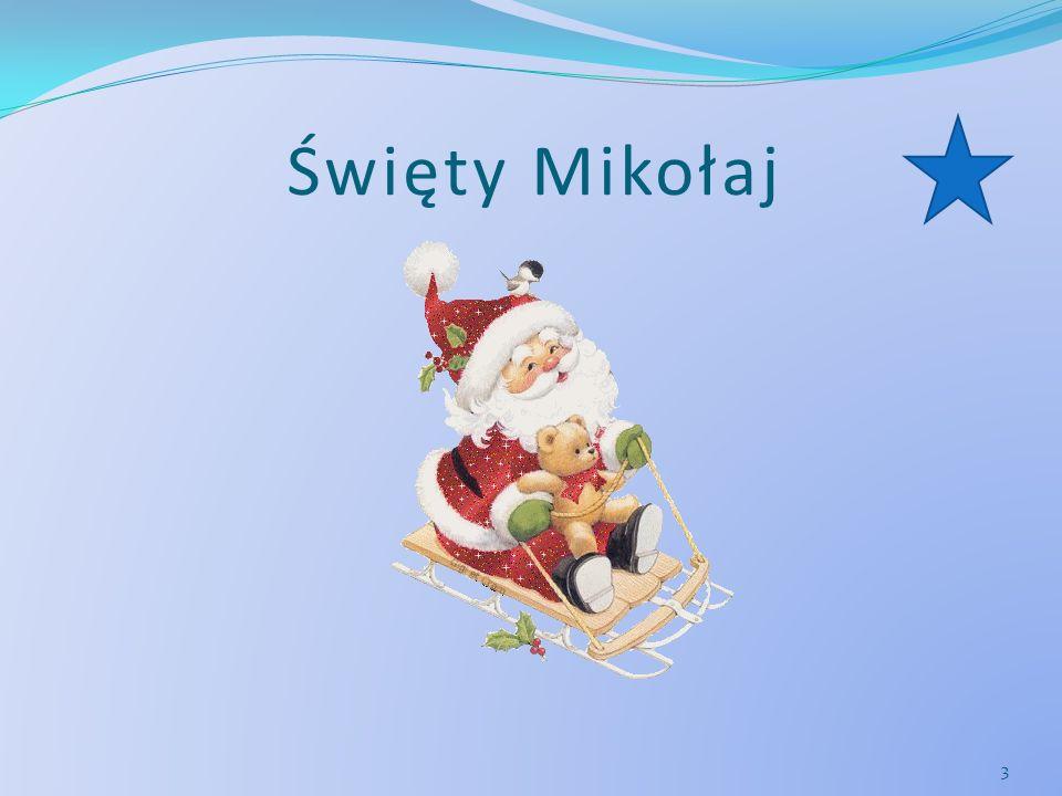 Święty Mikołaj 3