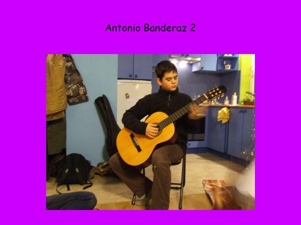 Antonio Banderaz 2