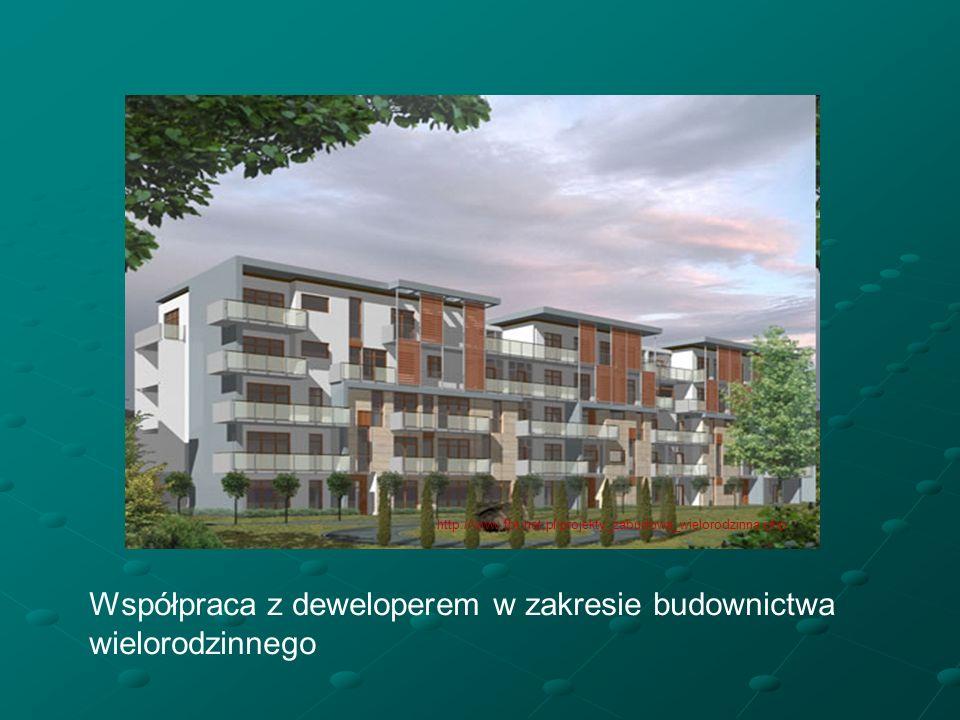 Współpraca z deweloperem w zakresie budownictwa wielorodzinnego http://www.fbt.net.pl/projekty_zabudowa_wielorodzinna.php