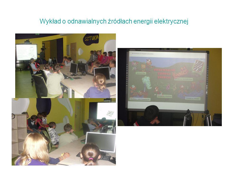 Wykład o odnawialnych źródłach energii elektrycznej