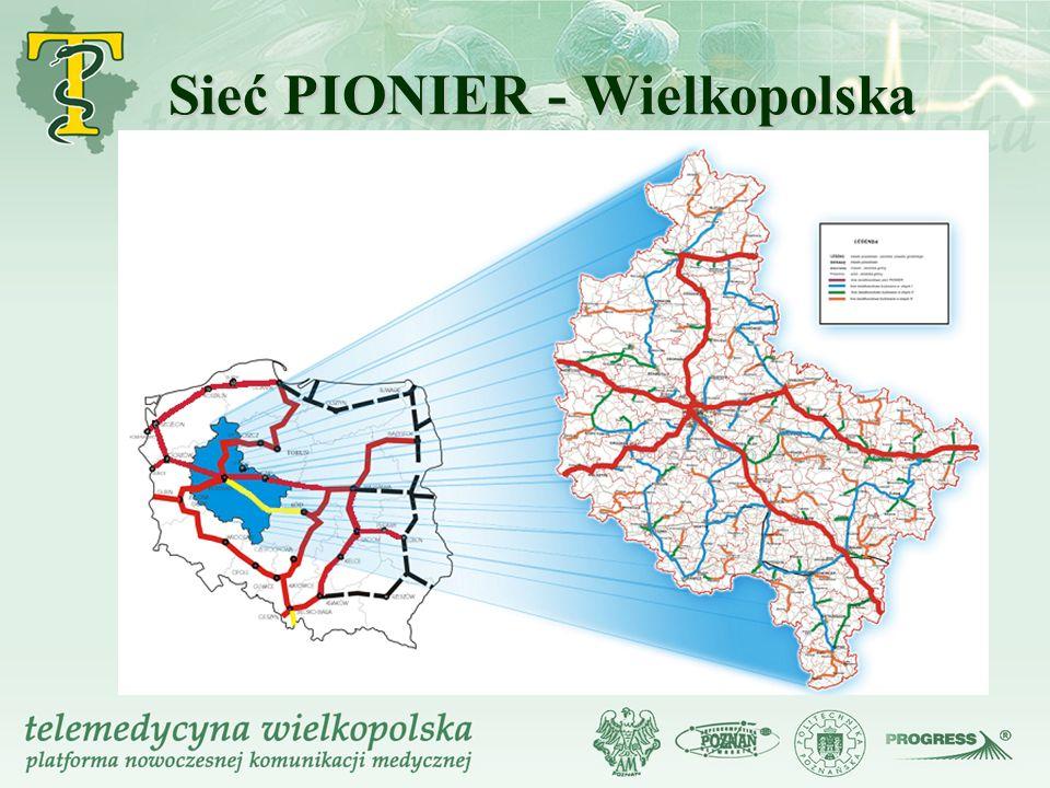 Sieć PIONIER - Wielkopolska