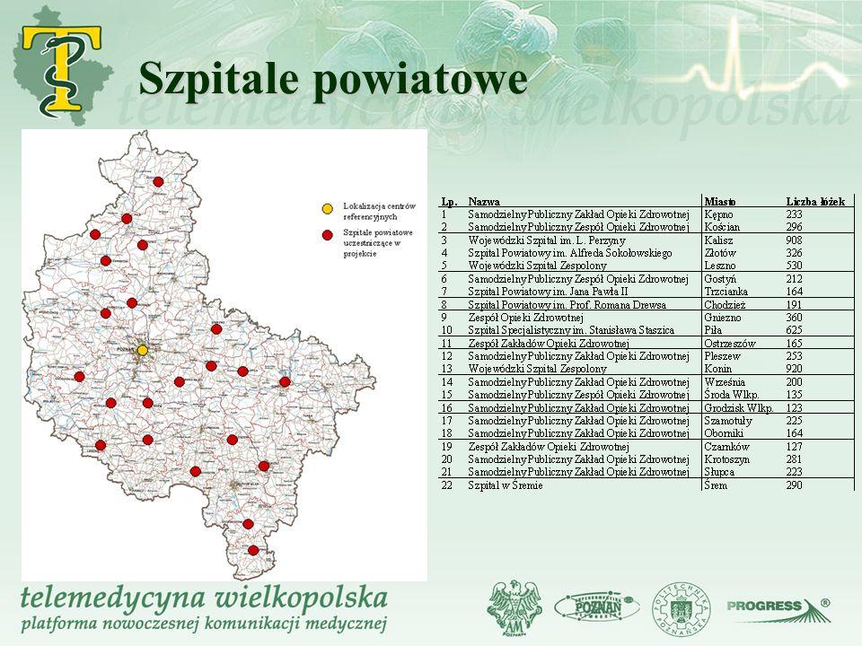 Szpitale powiatowe