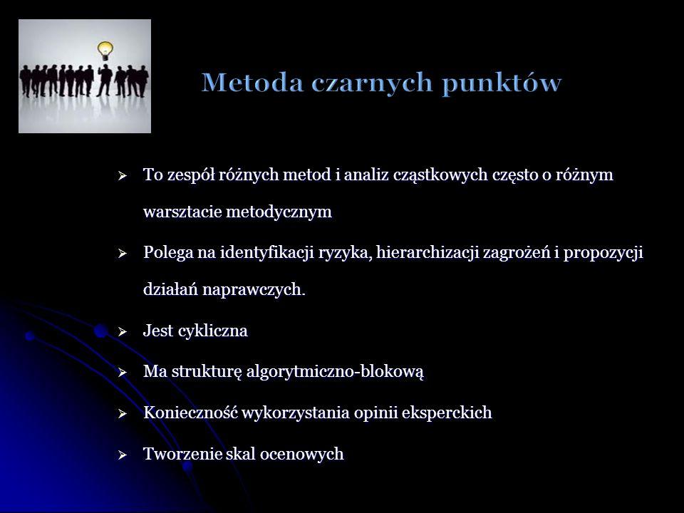 To zespół różnych metod i analiz cząstkowych często o różnym warsztacie metodycznym To zespół różnych metod i analiz cząstkowych często o różnym warsz