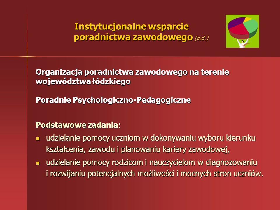 CIiPKZ-y Centra Informacji i Planowania Kariery Zawodowej WUP w Łodzi (5) ABKAkademickie Biura Karier (14) Multimedialne Kioski Informacyjne (otwarty