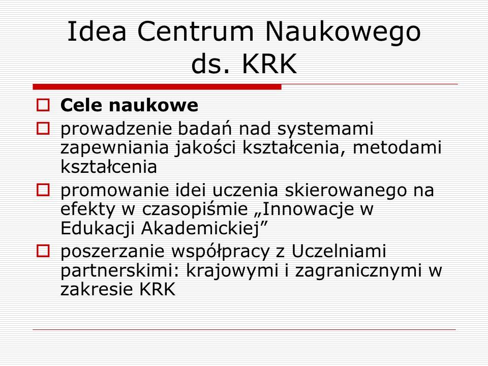 Idea Centrum Naukowego ds.