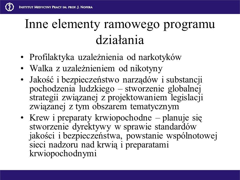 2.5.wymiana informacji w sprawie strategii szczepień i uodporniania; 2.6.