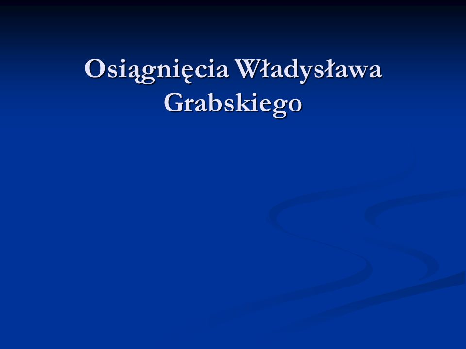 1. Wprowadzenie reformy systemu budżetowego.