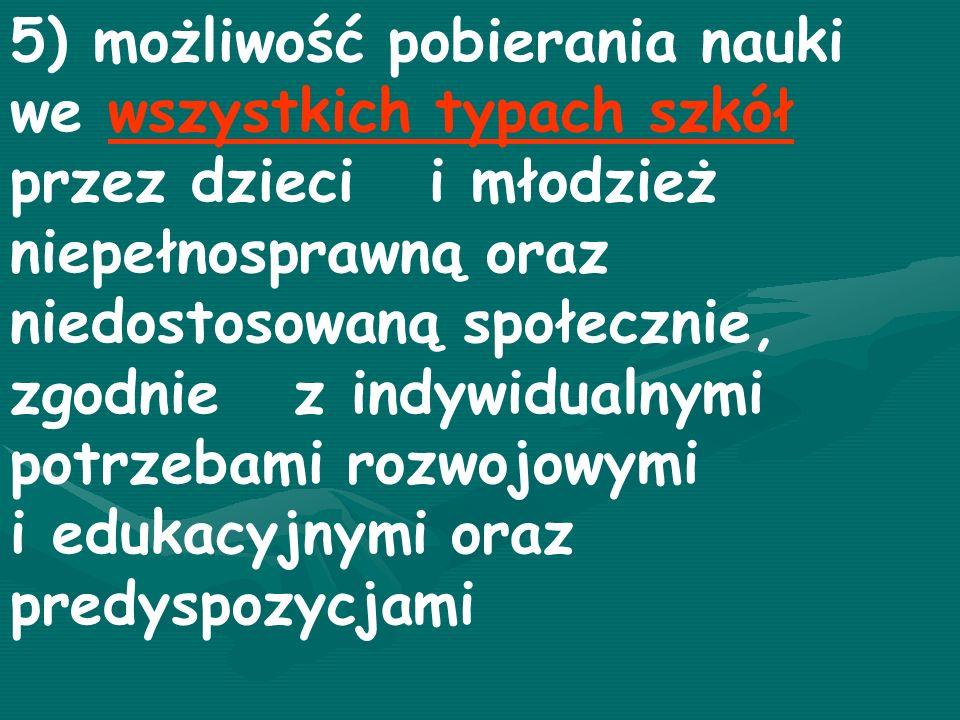 3) prowadzenie lub organizowanie różnego rodzaju formy pomocy pedagogicznej i psychologicznej dla dziecka i jego rodziny;