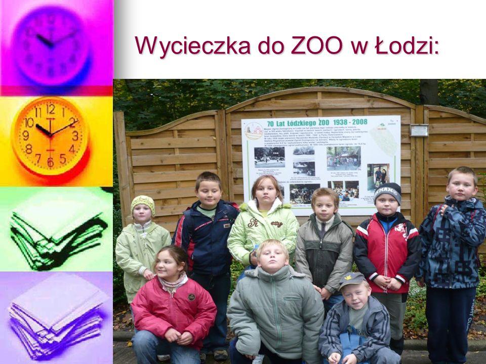 Wycieczka do ZOO w Łodzi: