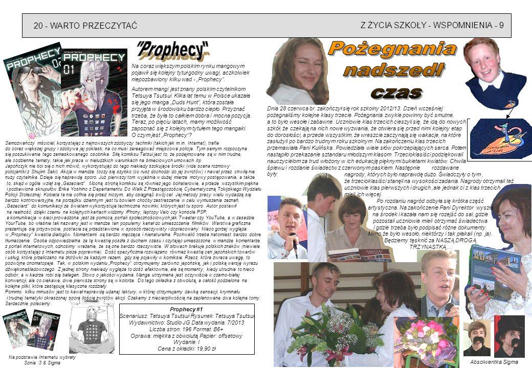 Z ŻYCIA SZKOŁY - 19 10 – Z ŻYCIA SZKOŁY Dnia 16.09.2013r.