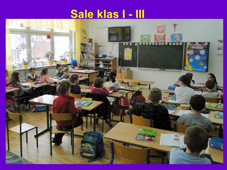 Sale klas I - III