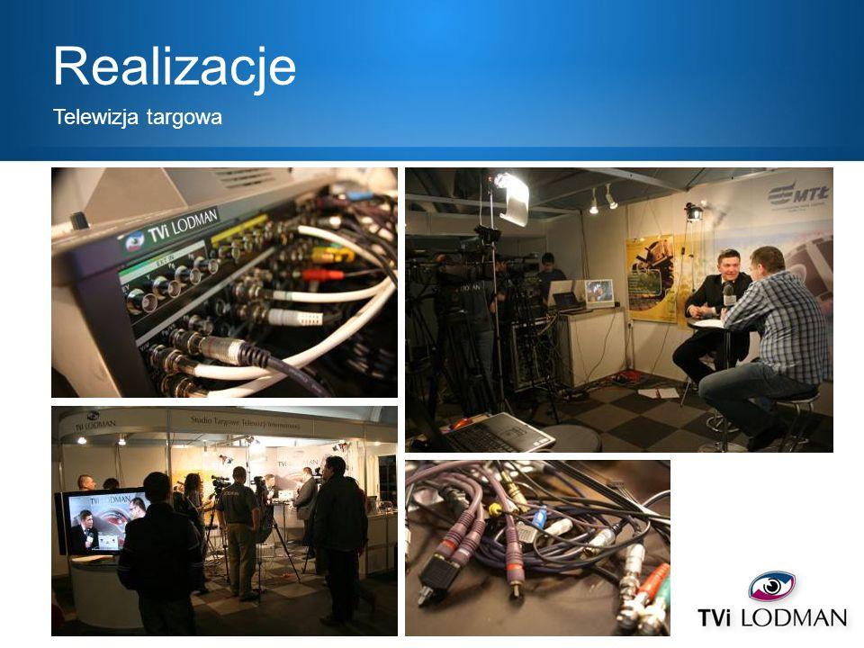 Realizacje Telewizja targowa