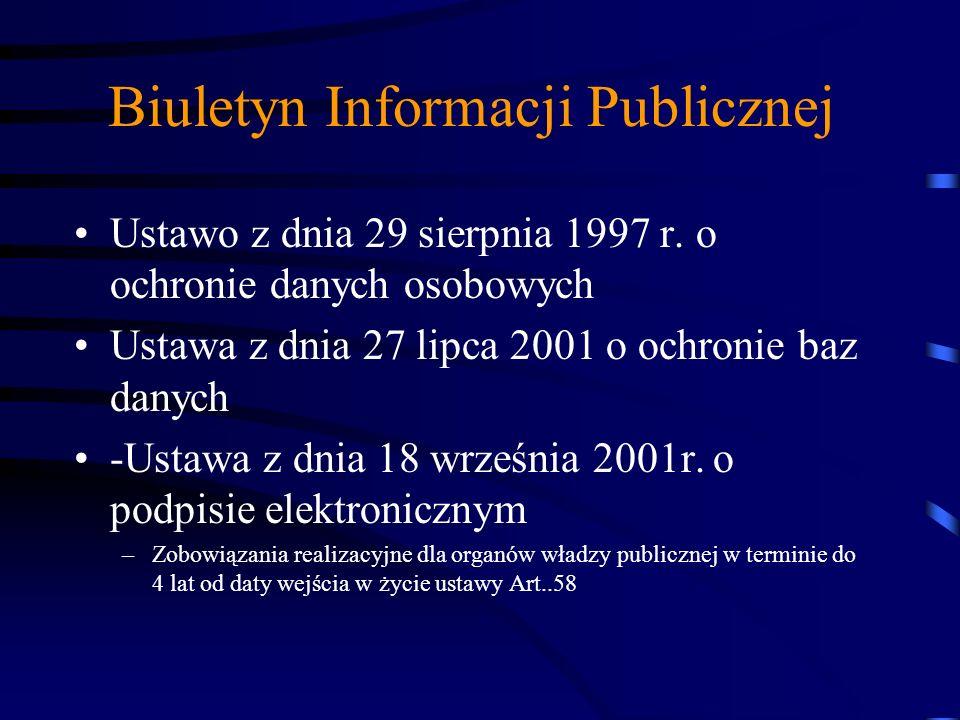 Biuletyn Informacji Publicznej Strukturze własnościowej podmiotów reprezentujących Skarb Państwa, Reprezentującej państwowe osoby prawne lub osoby sam