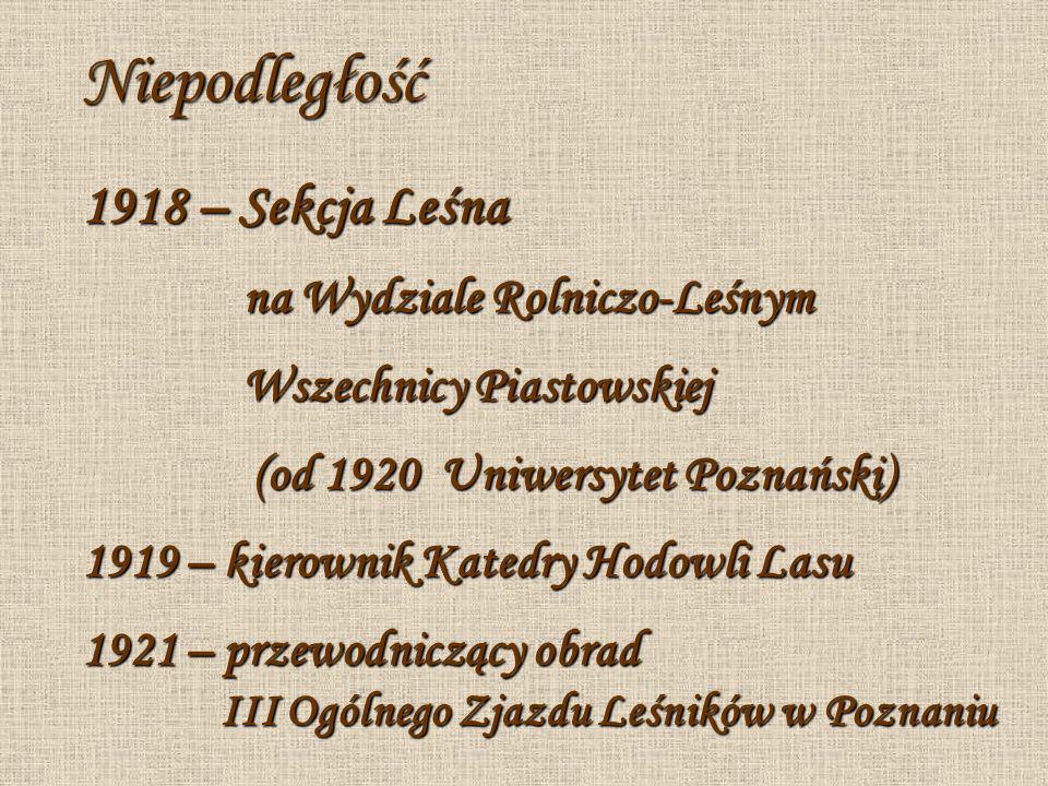 1922 – doktoraty honorowe Uniwersytetu Poznańskiego Maria Skłodowska-Curie Roman Dmowski Józef Rivoli 1923 – Krzyż Komandorski Orderu Polonia Restituta Orderu Polonia Restituta